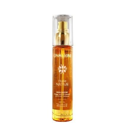 Onagrine Huile Native huile sèche visage - corps - cheveux 50 ml