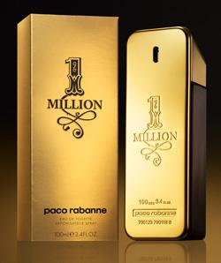 Paco rabanne One million Eau de Toilette homme 100 ml