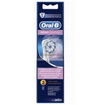 Oral-B Sensi Ultrathin 2 Brossette de Recharges