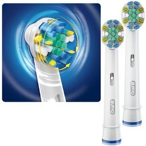 Oral-B FlossAction 2 brossettes de rechange pour brosse Electrique