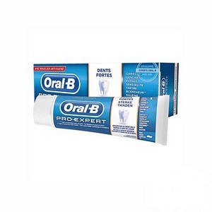 Oral-B dentifrice pro-expert dents fortes 75ml