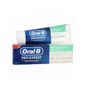 Liquidation Oral-B Dentifrice Professionnel Protection Gencives 75ml (07/18)
