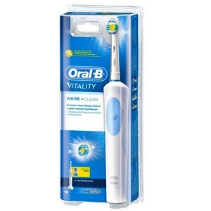 oral b vitality 3d white parapharmacie au maroc. Black Bedroom Furniture Sets. Home Design Ideas