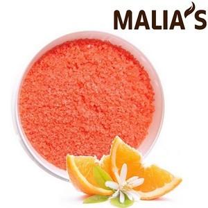 Malia's Sels de Bain Fleur d'Oranger Bain Relaxant et Anti-Stress 250G