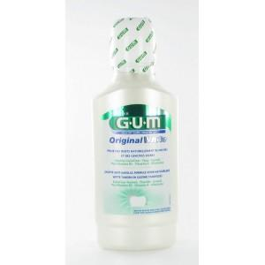 GUM ORIGINAL WHITE BAIN DE BOUCHE BLANCHEUR 300ml