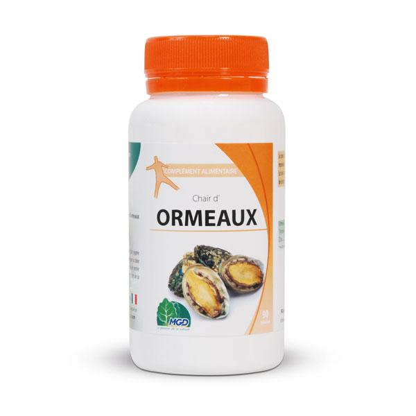MGD Chaire D'ormeaux (lovamax) 330 mg 90 Gelules