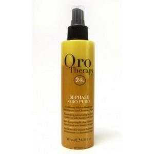 Oro Therapy 24K - Après Shampooing Bi phase 100 ml