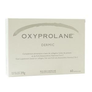 Oxyprolane Dermic ( Anciennement régénération tissulaire) 60 capsules