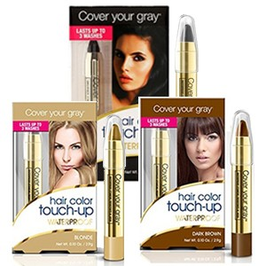 Cover Your Gray Waterproof Pencil Touch-up: Crayon Imperméable 2,9g
