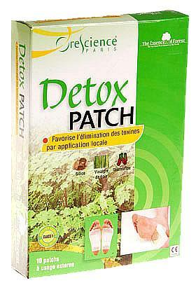 ORESCIENCE Detox Patch (10 Patchs)