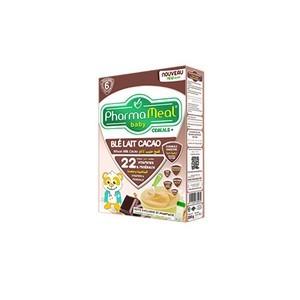 Pharmameal céréales halal blé lait cacao 200g