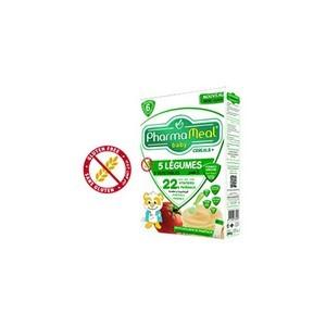 Pharmameal céréales halal 5 légumes sans gluten 200g