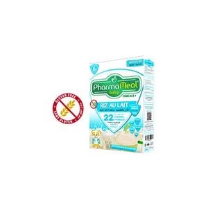 Pharmameal céréales halal riz lait carottes sans gluten 200g