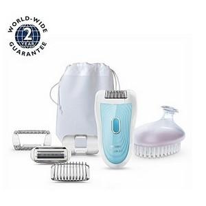 Offre spéciale Philips Epilateur Wet & Dry Satinsoft skincare HP6522