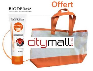 promotion Bioderma Photoderm Max Crème SPF 100 (40 ml) + Sac de plage Offert