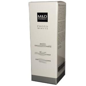 M&D photowhite crème contour yeux 30 ml