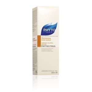 Phyto Phytocitrus Shampooing 200ml Éclat Couleur