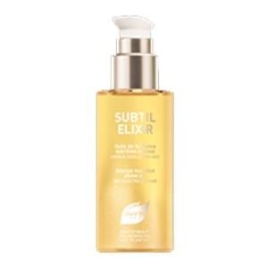 Phyto Subtil Elixir Huile de Brillance Nutrition Intense - Cheveux secs et ultra secs 75ml