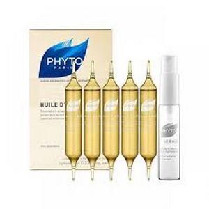 Phyto Huile d'Alès 5 ampoules de (10 ml)