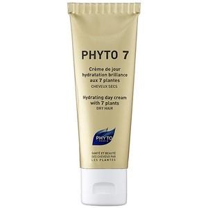 Phyto 7 Crème de Jour  pour cheveux hydratation, brillance (50 ml)
