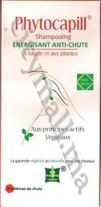 Bio-Nature Phytocapill Shampooing Energissant Anti-Chutes (200 ml)