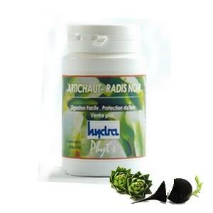Phyts Artichaud-radis noir digestion et protection du foie 60 gélules
