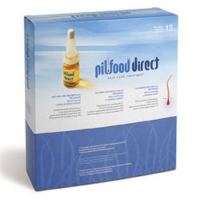 Pilfood Direct Traitement d'Attaque AntiChute 18 Ampoules