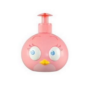 Angry Bird Pink Hand soap / Savon pour les mains 400ml - Réf : P5969