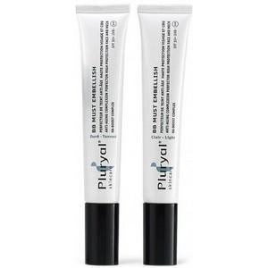 Pluryal® Skincare Produit anti-âge perfecteur de teint BB Must Embellish (choix de couleur)