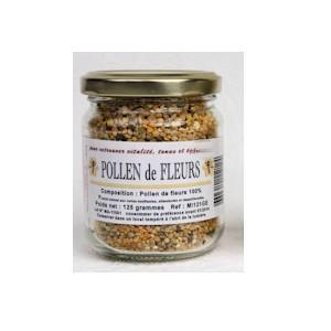 Pollen de fleurs flore et sens 100% pur et naturel 250g