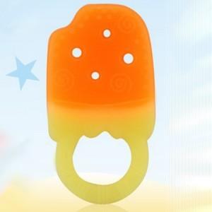 Applebear glace anneau de dentition en silicone sans BPA 0M+