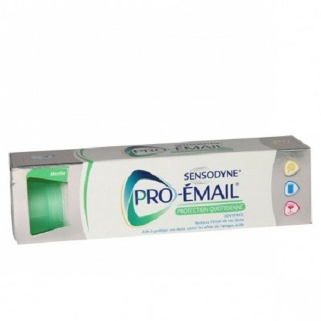 Sensodyne Pro-Email Dentifrice Protection Quotidienne 75 ml