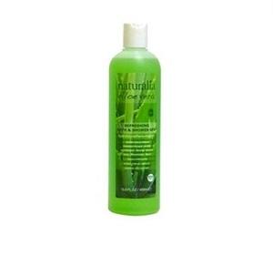Naturalia aloe vera gel nettoyant visage et corps (200 ml)