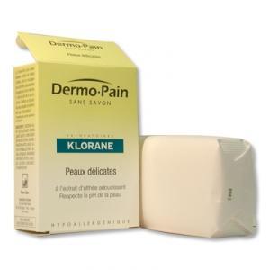Klorane Dermo-Pain Peaux Délicates (100 Grs)