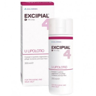 Spirig Excipial U4 Lipolotion (200 ml)
