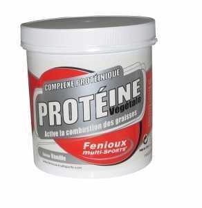 Fenioux Multisports Protéine Végétale Idéalement dosée (350 g)