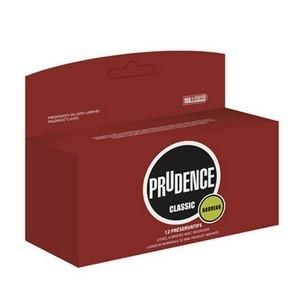 Prudence classic préservatif x12