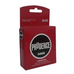 Prudence classic préservatif x3