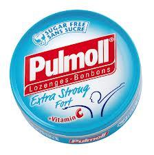 pulmoll bonbons Extra strong fort + vitamine C sans sucre