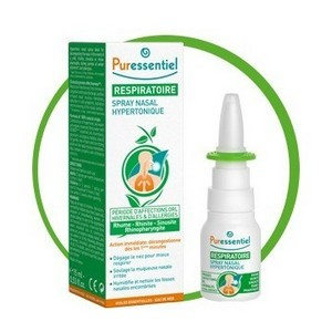 Puressentiel Spray nasale Hypertonique Respiratoire 15ml