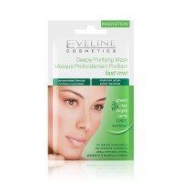 Eveline Q10 plus R Masque Anti-stress 10ml (vert)