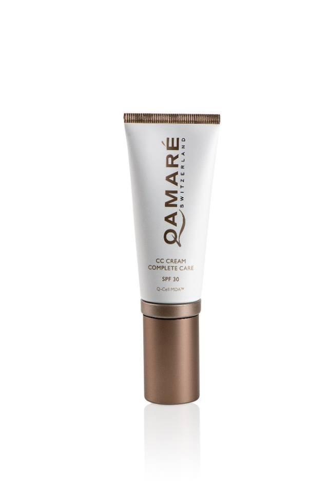 Qamaré CC Crème N°1 Swiss White SPF 30 40 ml