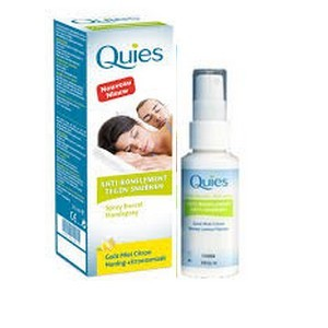 Quies Spray Buccal Anti Ronflement 70 ml
