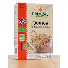 Primeal Quinoa avec etui , bio 500g