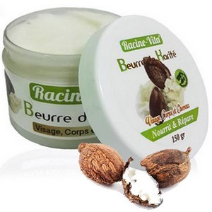Racine-vita beurre de karité en pot 150g
