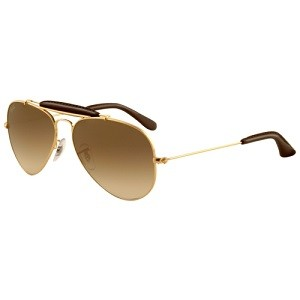 Ray Ban Aviator lunettes solaires RB34220 large metal 001/51 55*14