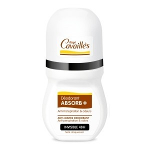 rogé cavailles Déo Absorb+ Invisible 48h Roll-on 50ml