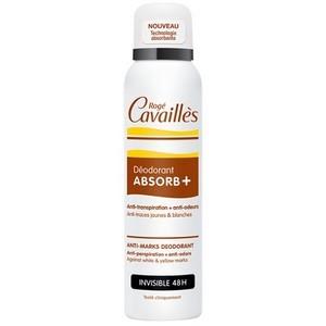 rogé cavailles Déo Absorb+ Invisible 48h Spray 150 ml