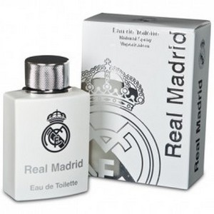 Air-Val Real madrid Eau de toilette 100ml Réf : 7229