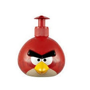 Angry Bird Red hand soap / savon pour les mains 400ml - Réf : P5968